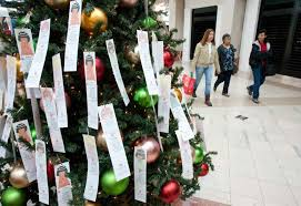 the angel tree provides the opportunity for donors families and businesses to personalize a gift