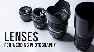 Essential Lenses And Gear For Wedding Photography Youtube