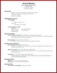 Best Resume Layout Best Resume Layout Templates Resume Layout Design