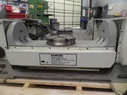 Haas Rotary Fit Chart Haas Tr 210h Trunnion Style Rotary Table