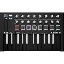 <b>MIDI</b>-<b>клавиатура Arturia MiniLab mkII</b>