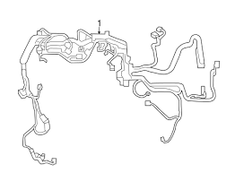 genuine oem wiring harness parts for 2012 toyota camry se olathe electrical wiring harness for 2012 toyota camry 1