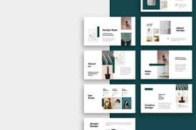 free template designs 20 simple powerpoint templates with clutter free design