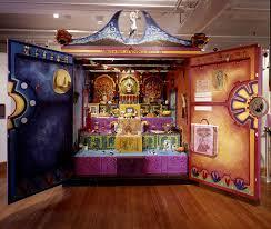 day of the dead dia de los muertos peabody museum day of the dead exhibit altar