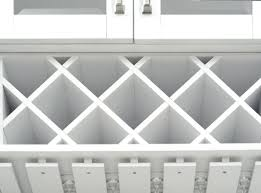 white wine rack cabinet. Wall Wine Rack Cabinet Products Us White . E