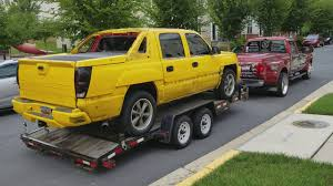 2002 Chevy Avalanche going for a MAKEOVER/ Johns Restoration - YouTube