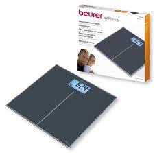 <b>Весы напольные</b> Beurer <b>GS280</b> BMI, черный — купить в интернет ...