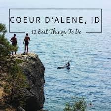 things to do in coeur d alene idaho