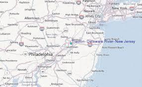 Trenton Delaware River New Jersey Tide Station Location Guide