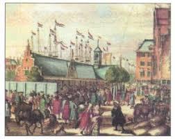 Зарождение и развитие капиталистических отношений Новая история  Роттердамская биржа Нидерланды