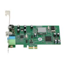 this is an og tv tuner card so it does not support antenna for digital broadcast channels over the air