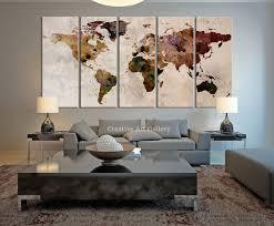 wall decor world map home decorating ideas inspiration of world wall art of world wall art amazing wall decor world map