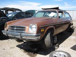 Junkyard Find: 1979 Chevrolet Monza Wagon - The Truth About Cars