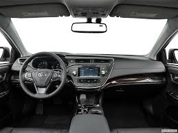 toyota avalon 2015 interior. interior view of 2015 toyota avalon in glendale