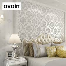 Silver Glitter Wallpaper For Bedroom Online Buy Wholesale Pink Glitter Wallpaper From China Pink