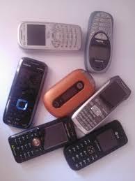 Resultado de imagen para telefonos moviles antiguos
