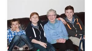 Janelle Mann is fundraising for Alzheimer Scotland