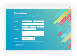 Sign Up Form Html Template How To Make A Working Contact Form In Html 123formbuilder