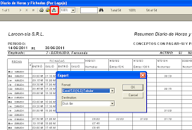 Formato De Asistencia Del Personal Sistema Para Control De Asistencia De Personal Cc2000 De