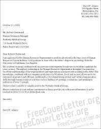 sample letter human resources sample business letter with hr cover letter sample hr cover letters