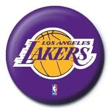 Lakers logo stock photos lakers logo stock images alamy. Button Badge Nba Los Angeles Lakers Logo Tips For Original Gifts
