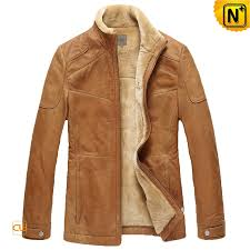 mens fur lined leather jacket cwmalls com