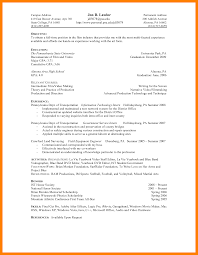 7 Film Production Resume Mla Cover Page