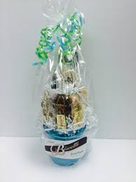 father s day gourmet biscotti gift basket
