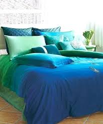 brown green bedding blue and green bedding sets ocean blue bedding set blue and green baby