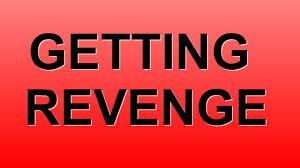 Image result for get revenge