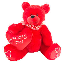 order only you valentines heart teddy bear for deliver in sri lanka lakwimana