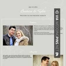 Love This Example Wedding Website Welcome Message Check