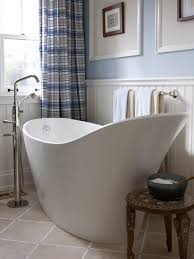 Tub And Shower Combos Pictures Ideas  Tips From HGTV HGTV - Small bathroom with tub