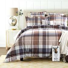 plaid duvet cover king duvet cover set bedding cotton fabric bedding checd plaid intended for plaid