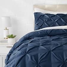 basics pinch pleat comforter