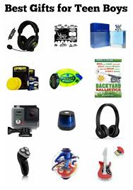 Best gifts for teen boy