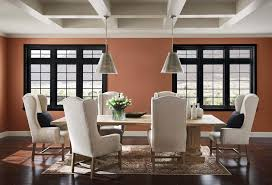 sherwin williams revealed its 2019 color of the year cavern clay a warm