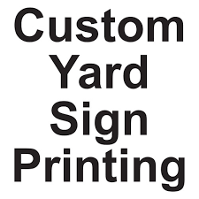 Real Estate For Sale By Owner Yard Sign Design Template