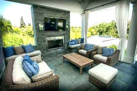 covered patio with fireplace patio with fireplace covered backyard for interior decoration of block plans screened covered patio with fireplace