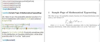 typing complex formula in latex messy source code with increased chance for human error