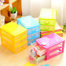 cute desk drawer organizer. Unique Drawer Twodouble Plastic Storage Box Translucence Desktop Home Office Cosmetics  Jewelry Drawers Mini Cute On Desk Drawer Organizer A