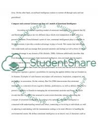 type essay personality type essay