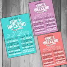Bachelorette Invitation Bachelorette Weekend Bachelorette