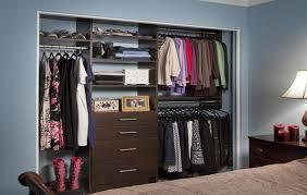 bed bath and beyond closet organizer wood