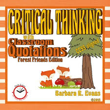 Forest Quotes Fascinating INSPIRING QUOTATIONS Famous Quotes Task Cards Decor Forest Animals
