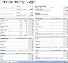Budget Worksheet Template | madinbelgrade
