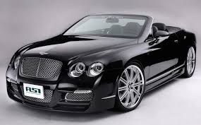 bentley sport car convertible