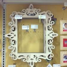picture frames michaels wooden design and decor
