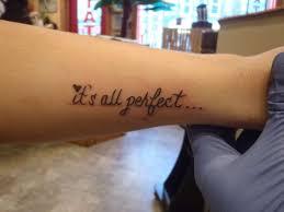 Frasi Per Tatuaggi Con Un Significato Profondo Foto Bellezza