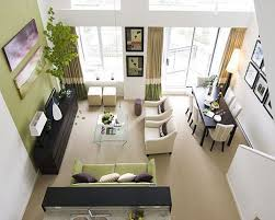 Idea For Small Living Room Quite Small Living Room Decoration With White Wall Paint Color And
